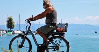 ebike commute cycle tourism old