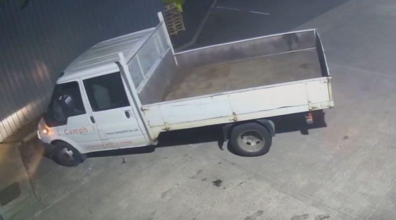 fli distribution bike theft