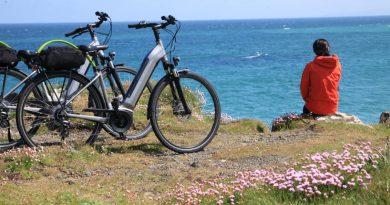 cycling ebikes tourism