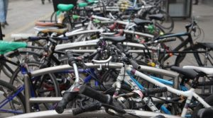 Bicycle Association cycle parking