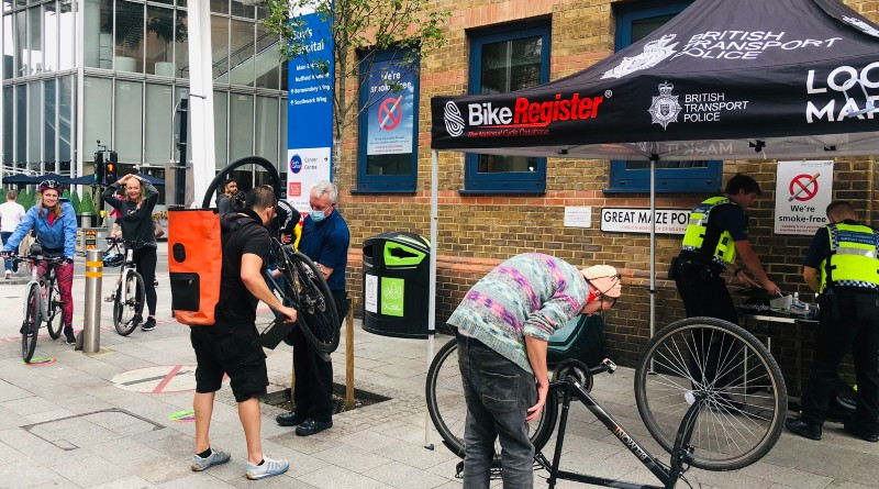 BikeRegister host sixth annual Cycle Crime Conference