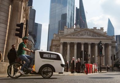 Businesses warm to electric cargo bikes as 90% cost savings realised