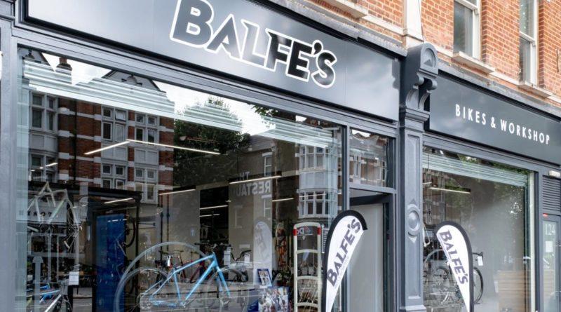 Balfe's bike shop balfes