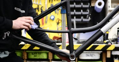 bike shop brand workshop