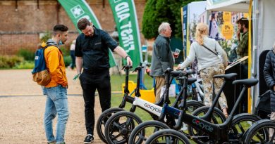 e-bike demo electric bike show
