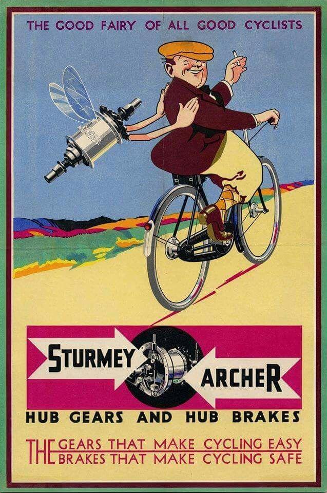 SunRace Sturmey