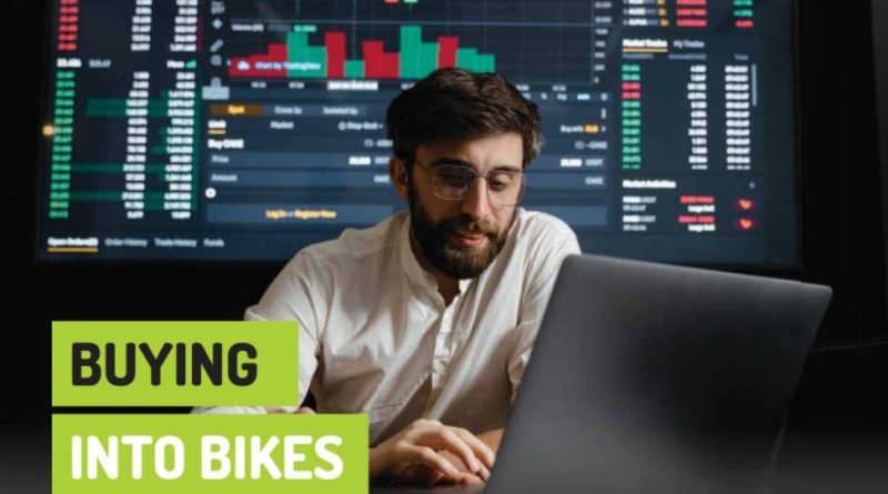 cycling stock market