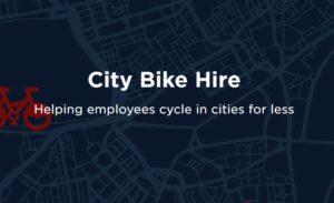 cyclescheme city bike hire