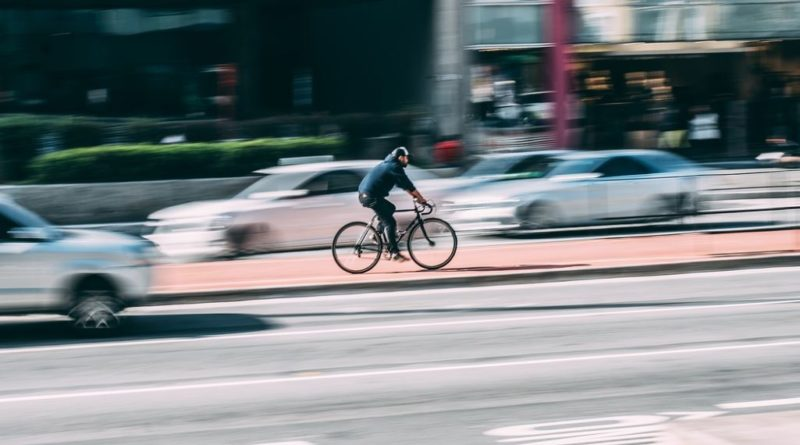 cycling data traffic