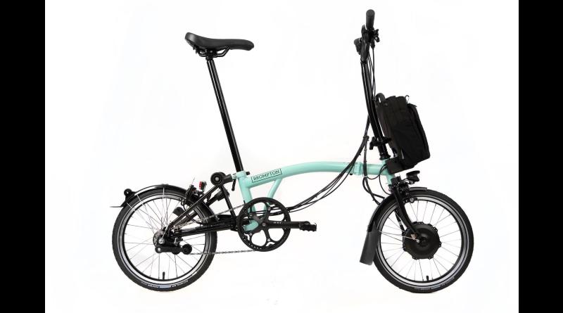 Brompton re-launch 2022 bike line up