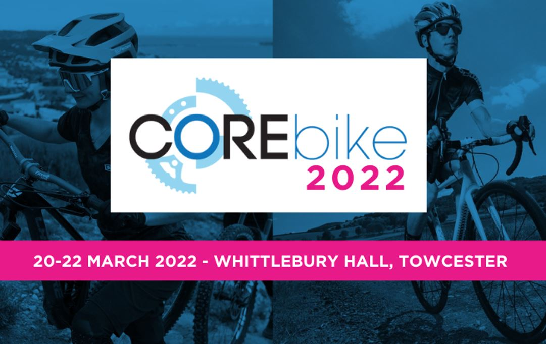 CoreBike checks into Whittlebury Hall at later March date