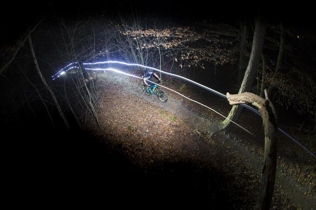 Michiel Rotgans night ride