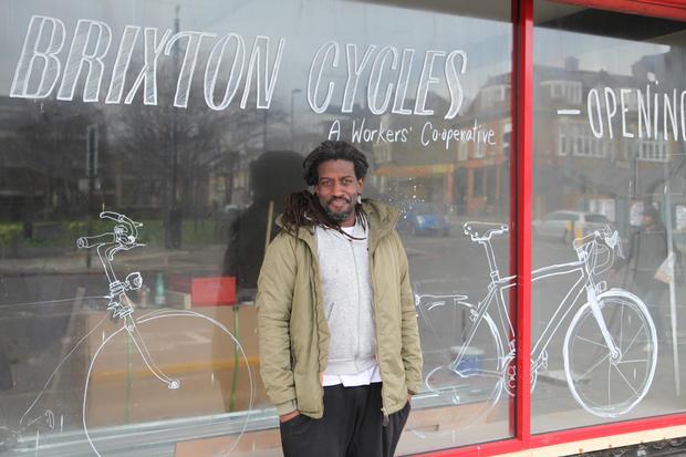 Lincoln Romain, Brixton Cycles